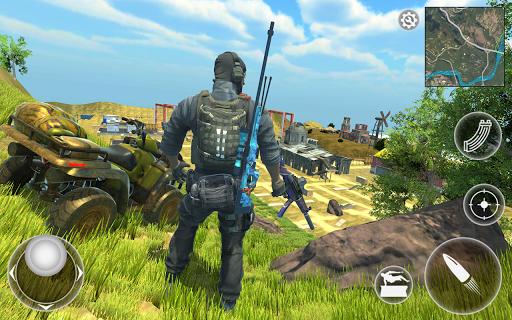 Free Survival Battleground: Fire Battle Royale screenshot 11