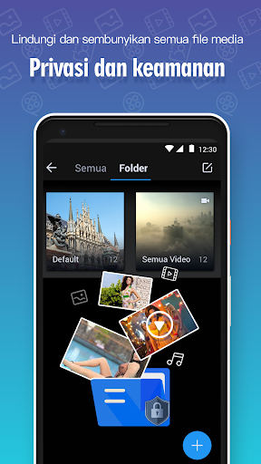 Kunci Kalkulator, Kunci foto dan vidio - HideX screenshot 4