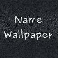 Name Wallpaper on APKTom