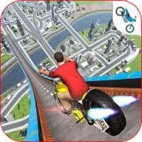 Offroad Mega Ramp Bike Stunts Adventure 19 on 9Apps