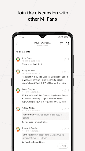 Mi Community - Xiaomi Forum screenshot 2