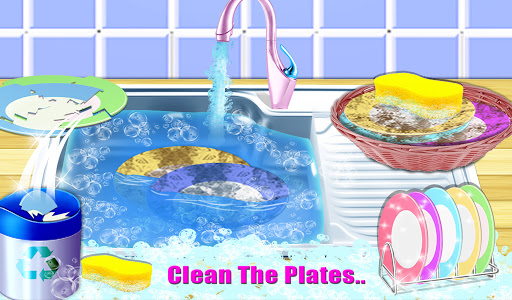 House Cleaning - Home Cleanup Girls Game screenshot 12