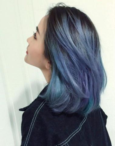 120 Цвет волос для женщин скриншот 4