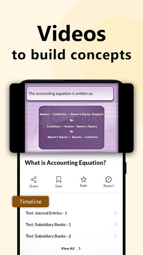 Commerce Class 11, Class 12 Accounts BST Economics 3 تصوير الشاشة