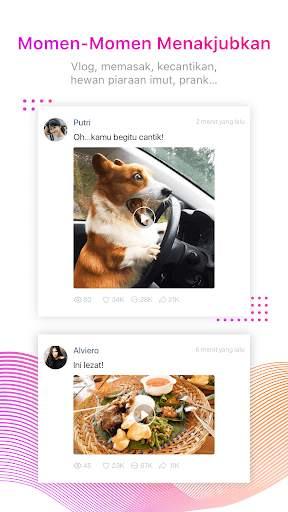 Likee Lite - Saatnya Kamu Bersinar screenshot 6