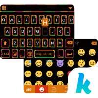 ثيم لوحة المفاتيح Carnivalskull أيقونة