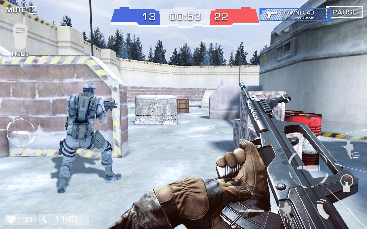 Critical Strike Shoot Battleground 3 تصوير الشاشة