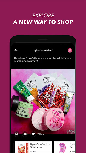 Nykaa: Beauty Shopping App. Buy Makeup & Cosmetics screenshot 5