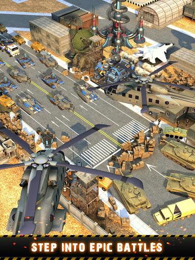Glory of War - Mobile Rivals screenshot 12