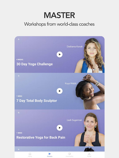 Daily Yoga - Yoga Fitness Plans 12 تصوير الشاشة