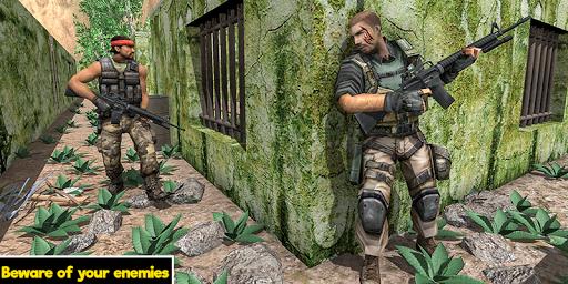Commando behind the Jail- Escape Plan 2019 screenshot 1