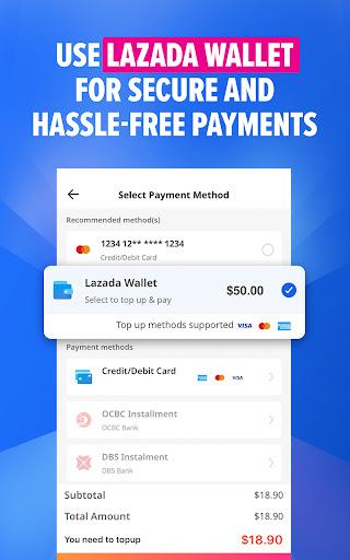 Lazada Singapore - Online Shopping App screenshot 16
