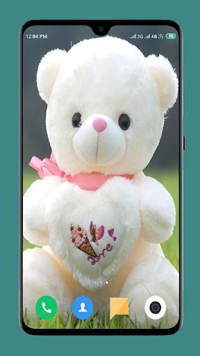 Cute Teddy Bear wallpaper screenshot 4