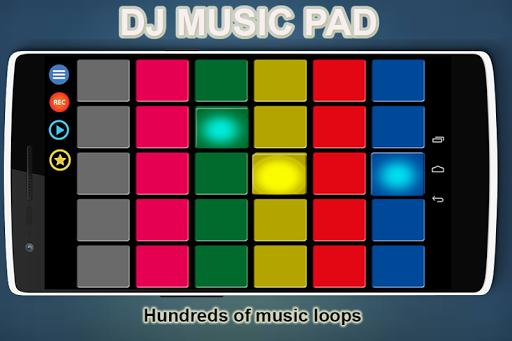 DJ Music Pad 2 تصوير الشاشة