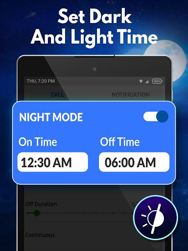 Flash Alerts LED - Call, SMS screenshot 10