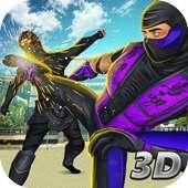 Ninja Fighting Game - Kung Fu Fight Master Battle on 9Apps