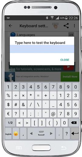 Classic Big Keyboard screenshot 6