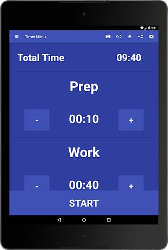 Simple HIIT Interval Timer screenshot 20