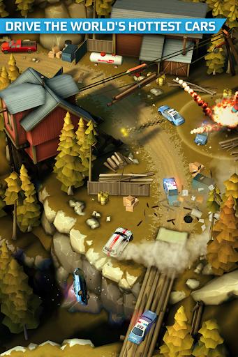 Smash Bandits Racing screenshot 6