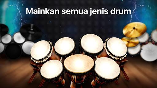 Drums: game musik alat drum sungguhan screenshot 5
