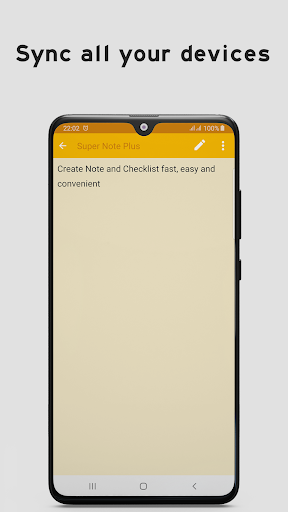 Super Notes Plus - Notepad, Notes and Checklist screenshot 6