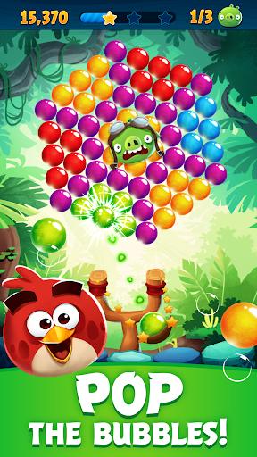Angry Birds POP Bubble Shooter 1 تصوير الشاشة