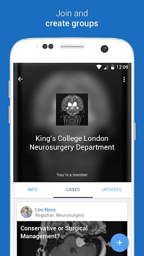 MedShr: Discuss Clinical Cases screenshot 3