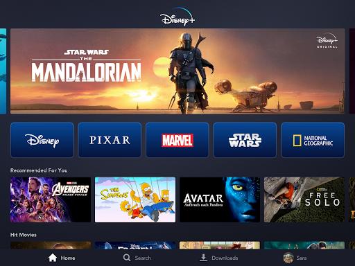 Disney  screenshot 13