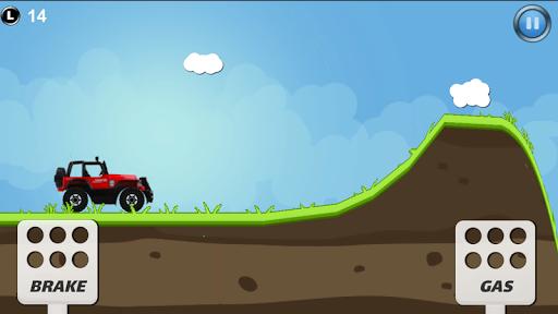Mountain 4x4 Jeep Race screenshot 1