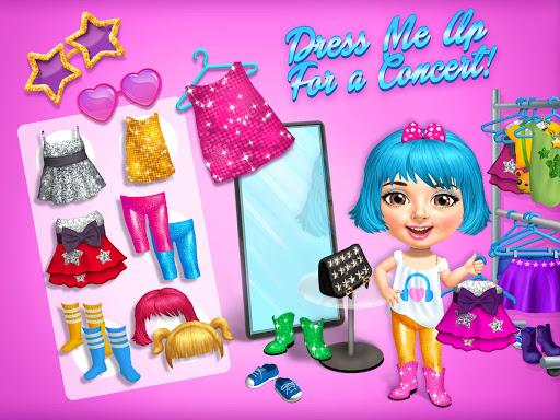 Sweet Baby Girl Pop Stars - Superstar Salon & Show 12 تصوير الشاشة