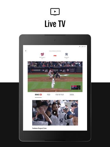 FOX Sports: Latest Stories, Scores & Events screenshot 10