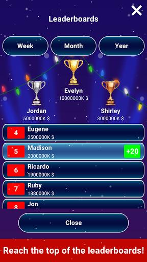 Millionaire 2021 -  Free Trivia Quiz Offline Game screenshot 5
