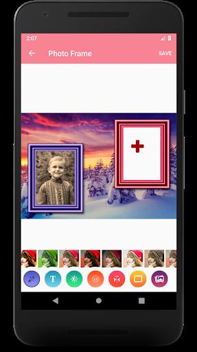 Family Dual Photo Frames screenshot 3
