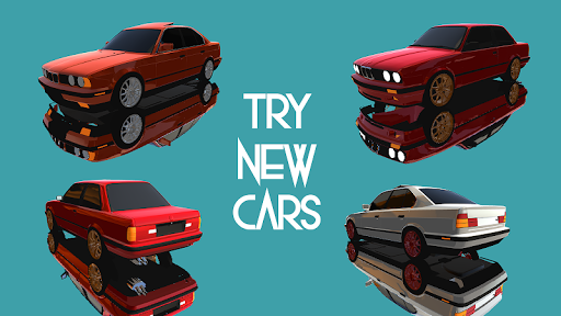 Car Driving Simulator in City screenshot 1