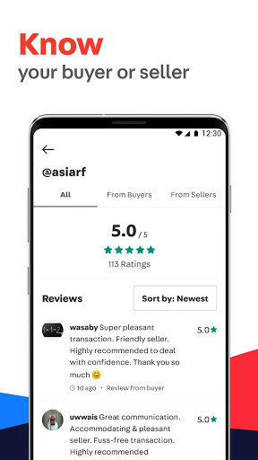 Carousell: Fashion, Services, Automotive, Property स्क्रीनशॉट 3