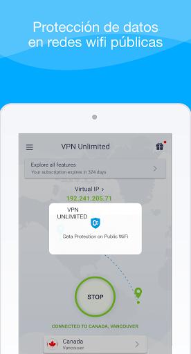 VPN Unlimited - Proxy WiFi screenshot 14