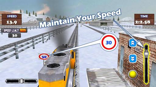 Train Simulator Driver 3 تصوير الشاشة