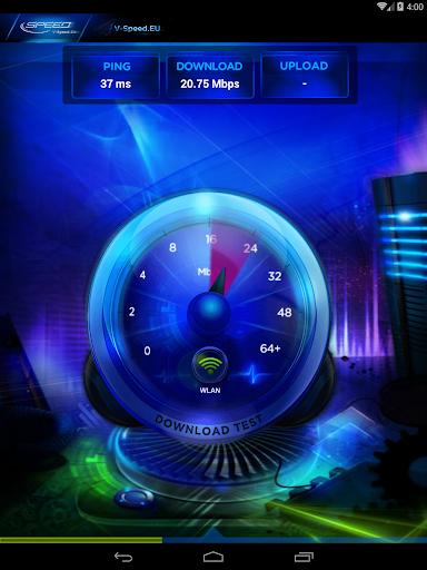 Internet Speed Test 9 تصوير الشاشة