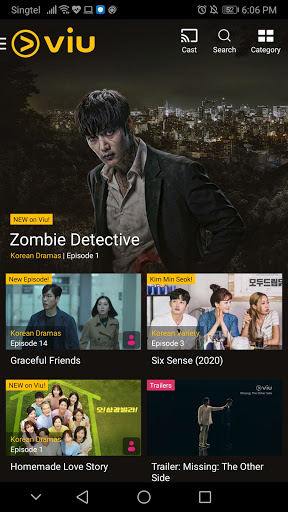 Viu: Korean Drama, Variety & Other Asian Content 6 تصوير الشاشة