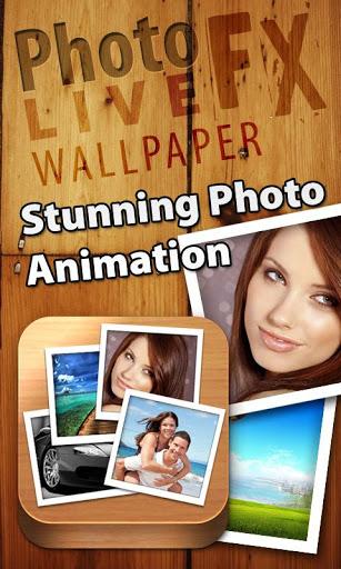 Photo FX Live Wallpaper 1 تصوير الشاشة