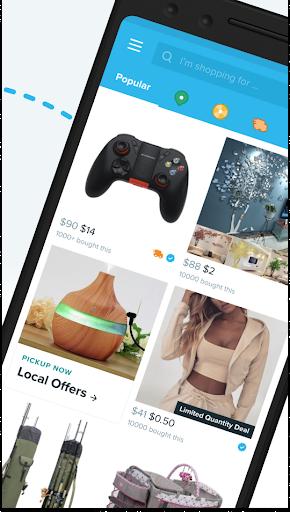 Wish - Shopping Made Fun screenshot 1