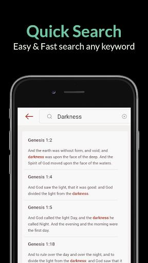 King James Bible – KJV Bible Verses   Audio Bible screenshot 4