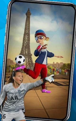 PSG Soccer Freestyle screenshot 8