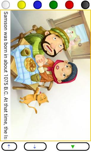 Kid's Bible Story - Samson screenshot 3