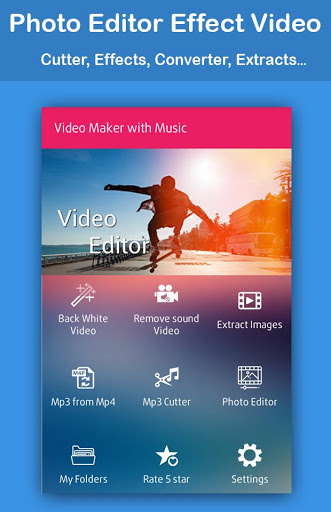 Video Maker with Photo and Music screenshot 2