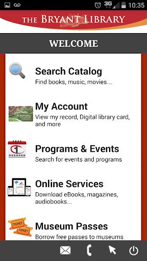 Nassau Public Libraries Mobile 2 تصوير الشاشة