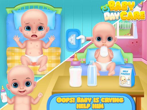 جليسة ألعاب الرعاية النهارية ورعاية الطفل واللباس 5 تصوير الشاشة