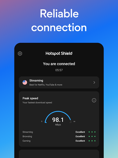 Hotspot Shield Free VPN Proxy & Secure VPN screenshot 9