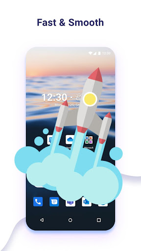 Microsoft Launcher screenshot 1
