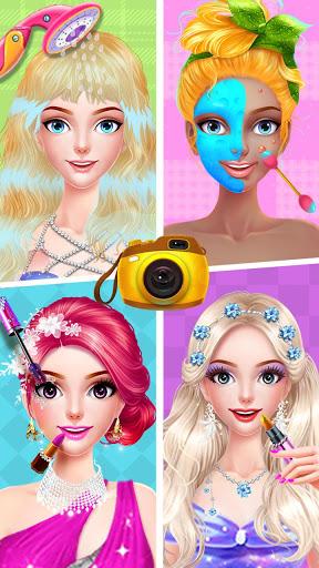 💄👗Cinderella Fashion Salon - Makeup & Dress Up 6 تصوير الشاشة
